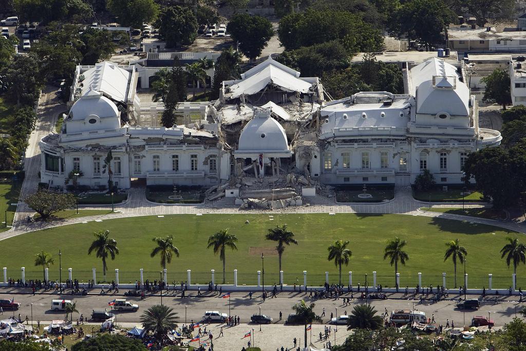 Tremblement de terre dévastateur en haïti