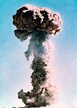 essai nucléaire le 16 octobre 1964 chine